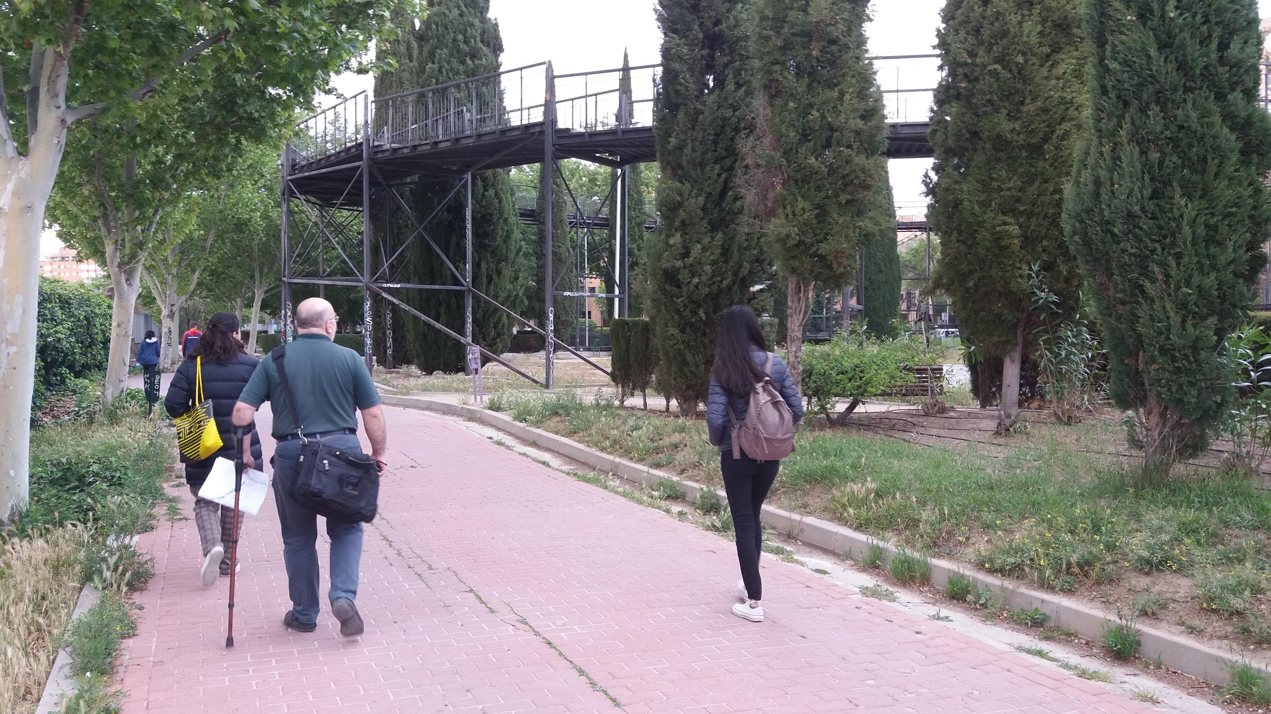 Cuaderno de caminantes - Herramienta de registro al caminar