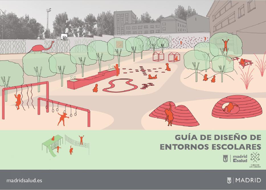 Guía Diseño Entornos Escolares